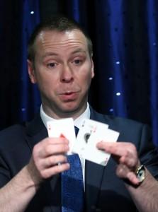 Andrew Paul - Magician